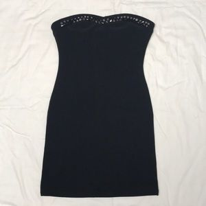 Juniors Forever 21 Black Dress Medium